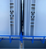 SalesBridges Order Picking Rollcontainer 130x65x190cm e-commerce container trolley