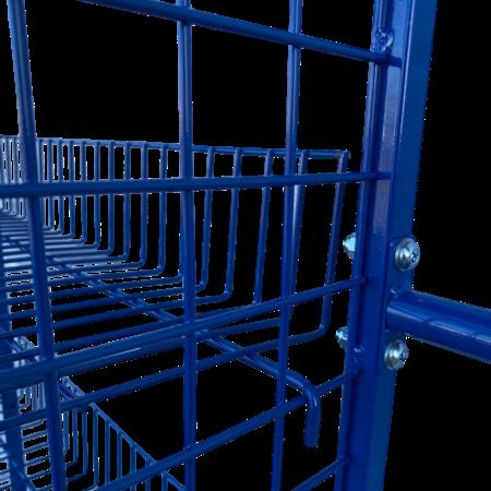 SalesBridges Chariot de préparation de commandes magasin e-commerce