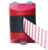 Dancop Magnetisch trekband muurcassette 4.6m  Geel/Zwart