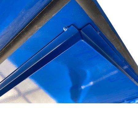 SalesBridges couvercle pour benne basculante SBTCMC600