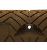 SalesBridges Verkeersdrempel rubber hoogte 50mm  beperking  20 km/h