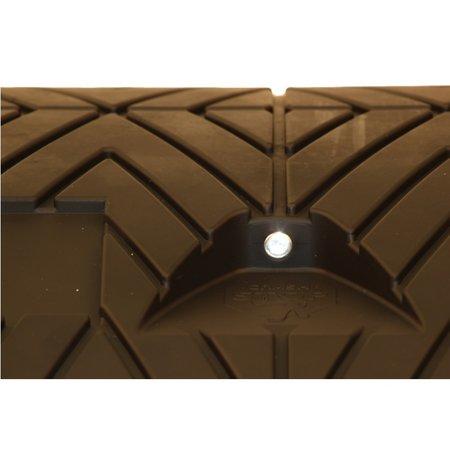 SalesBridges Verkeersdrempel rubber hoogte 75mm  beperking  10 km/h