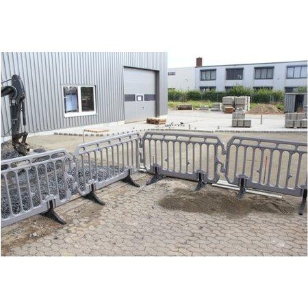 SalesBridges Barrier Fences plastic HDPE 2000 x 1100 mm Light version