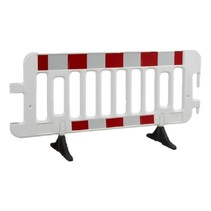 Barrier Fences 2000 x 1000 mm White