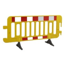 Barrier Fences 2000 x 1000 mm Yellow