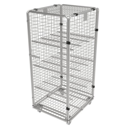 SalesBridges Shelve for Anti Theft Roll Container Security Container