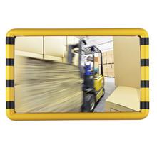 Miroir industrie Check point pour salle de production ou entrepot
