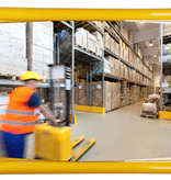 SalesBridges Check Point Industrial Mirror for production facility of warehouse