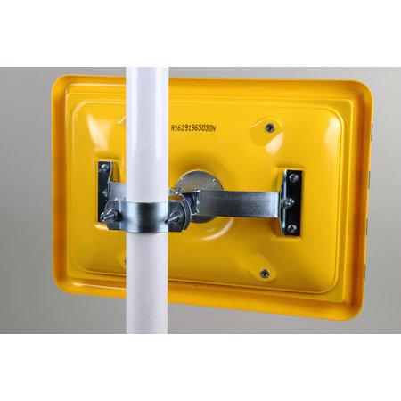 SalesBridges Check Point Industrieel Spiegel  voor productieruimtes of magazijn