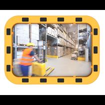 EUvex Industrial Mirror Round/Rectangle Pro