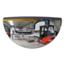 SalesBridges Miroir pour chariot élévateur PRO 25cm