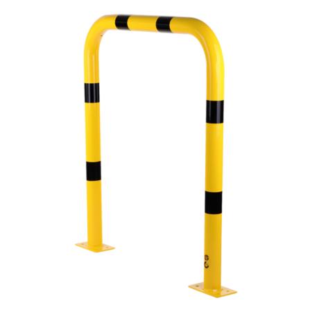 SalesBridges Hoop Protection Guard  from Steel Yellow/black
