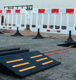 SalesBridges Cable bridge Rubber Up to 40 Tons, Hose Cable protection 75mm Ø