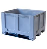 SalesBridges Big box plastic with closed walls 3 sledes
