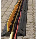 SalesBridges Kabelbrug 2 tunnels Ø 30 mm Kabel Bescherming