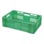 SalesBridges Bac en plastique pour fruits et légumes perforé  60x40x18 cm