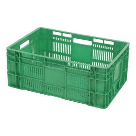 SalesBridges Eurokrat voor groente en fruit geperforeerd 60x40x24 cm