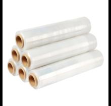 Rekfolie, Stretchfolie, Verpakkingsfolie 500mm Transparant