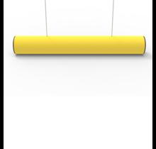 Hangede hoogtebegrenzer veiligheid en markering 1000 mm van polyethyleen