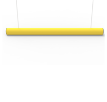 Hangede hoogtebegrenzer veiligheid en markering 2000 mm van polyethyleen