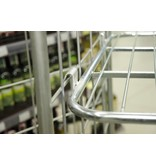 SalesBridges Shelf for Roll Container
