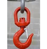 SalesBridges Accessoires de levage 2000kg avec crochet à émerillon