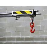 SalesBridges Lifting beam with load hook 2000 kg