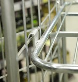 SalesBridges Roll conteneur 2 côtés électro-zingué  emboîtable