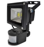 SalesBridges 30W 2400 lumen LED Floodlight with PIR Sensor IP65 Construction Lamp