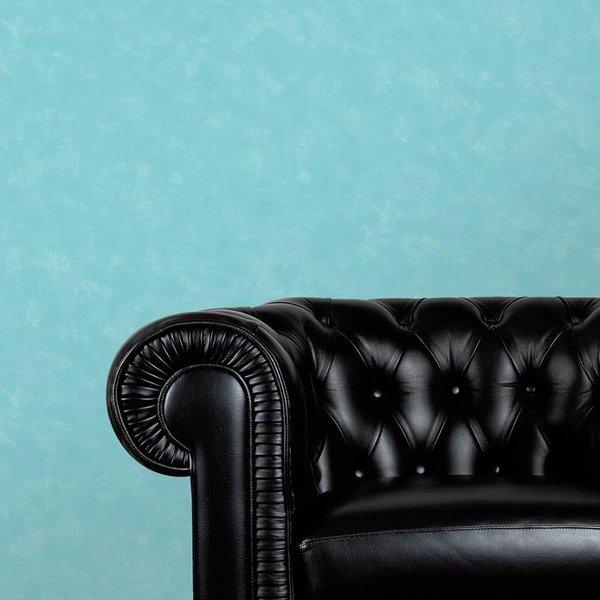 Dutch Wallcoverings Freestyle Uni Turquoise