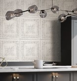 Dutch Wallcoverings Restored Salvaged Wood - Wit 24031
