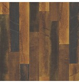 Dutch Wallcoverings Restored Antique Floorboards - Bruin/goud 24047