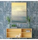 Dutch Wallcoverings Restored Vintage Carpet - Blauw 24059
