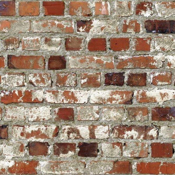 Dutch Wallcoverings Freestyle Baksteen rood