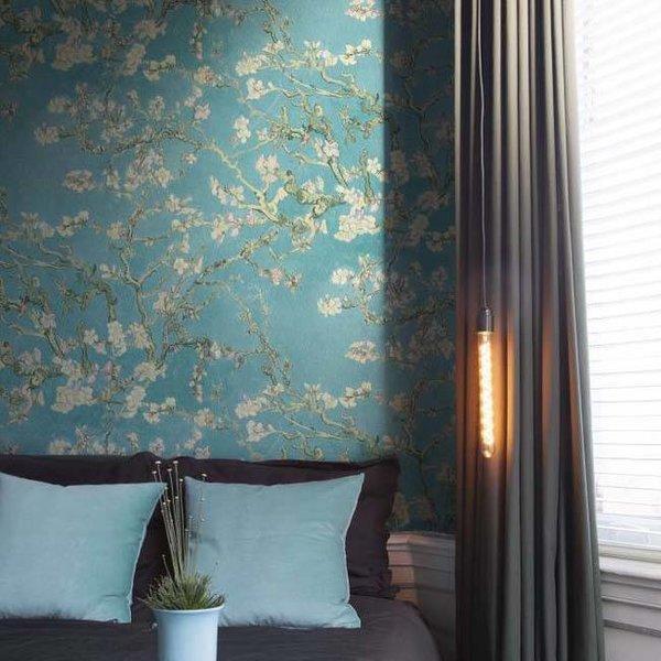 de behangwinkelier | bn van gogh behang 17140 almond blossom - de