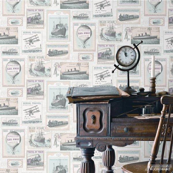 Noordwand Memories Vintage Oude Schepen