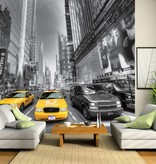 Dutch Wallcoverings AG Design Yellow Cab 4D