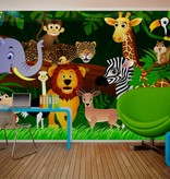 Dutch Wallcoverings AG Design Jungle 4D