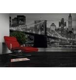 Dutch Wallcoverings AG Design Brooklyn Bridge B&W 4D