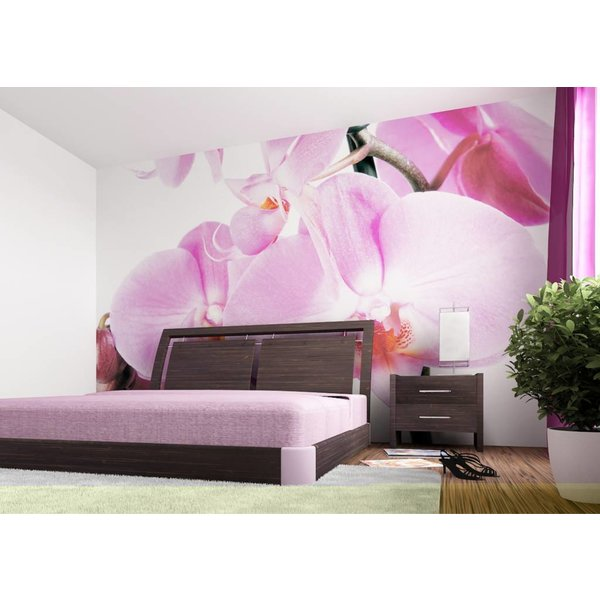 Dutch Wallcoverings AG Design Violet Orchid Big 4D