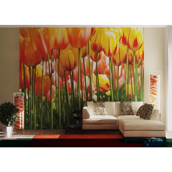Dutch Wallcoverings AG Design Tulip Big 4D