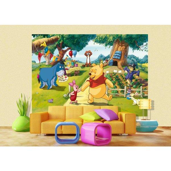 Dutch Wallcoverings AG Design Winnie the Pooh 2D