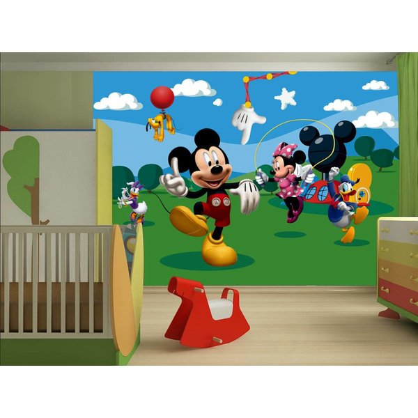 Dutch Wallcoverings AG Design Mickey Mouse 4D