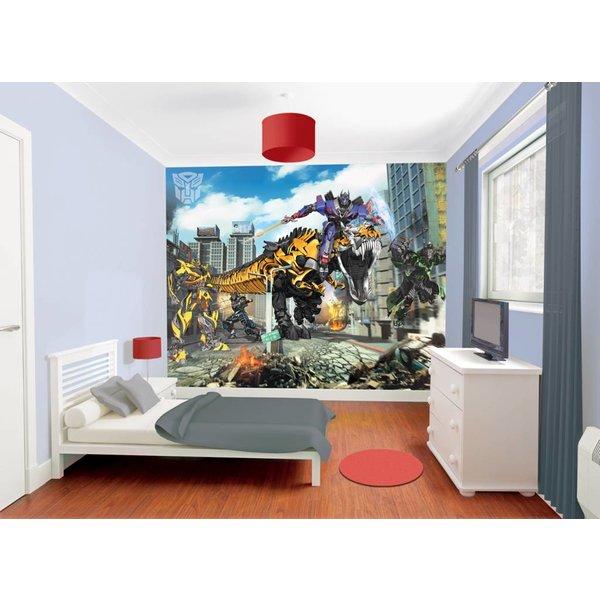Dutch Wallcoverings Walltastic Transformers fotobehang