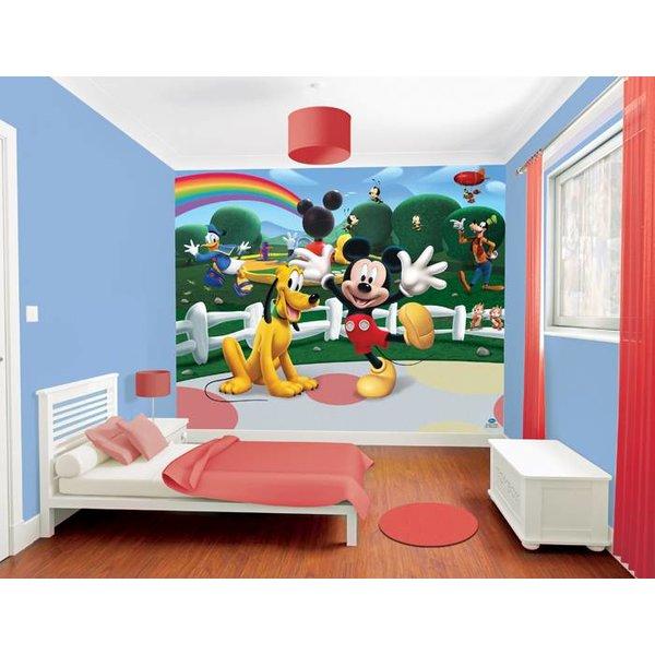 Dutch Wallcoverings Walltastic Disney Mickey Mouse fotobehang