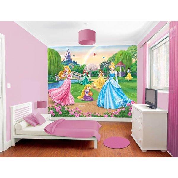 Dutch Wallcoverings Walltastic Disney Princess fotobehang
