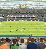 Dutch Wallcoverings Walltastic Football Crazy 12 delig