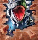 Dutch Wallcoverings Walltastic Dinosaur 6 delig
