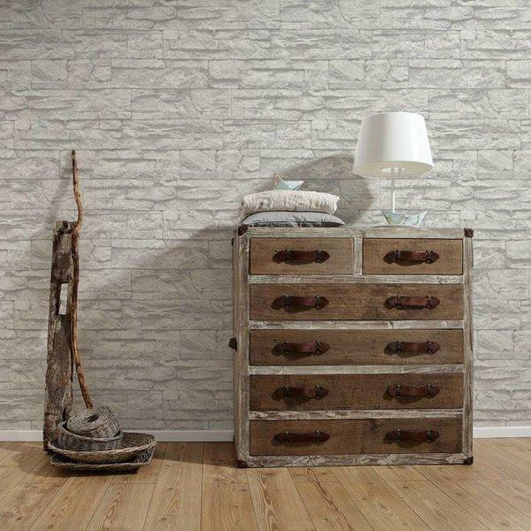 Steen Behang Wood 'N Stone 707116