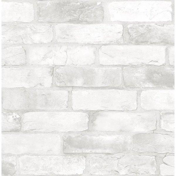 Dutch Wallcoverings Reclaimed Baksteen grijs